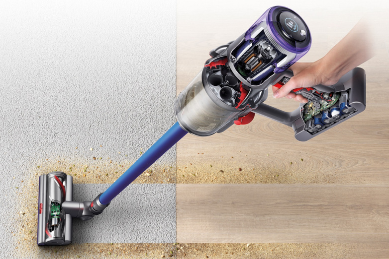 Dyson V11 the newest and the best cordless vacuum cleaner on the market