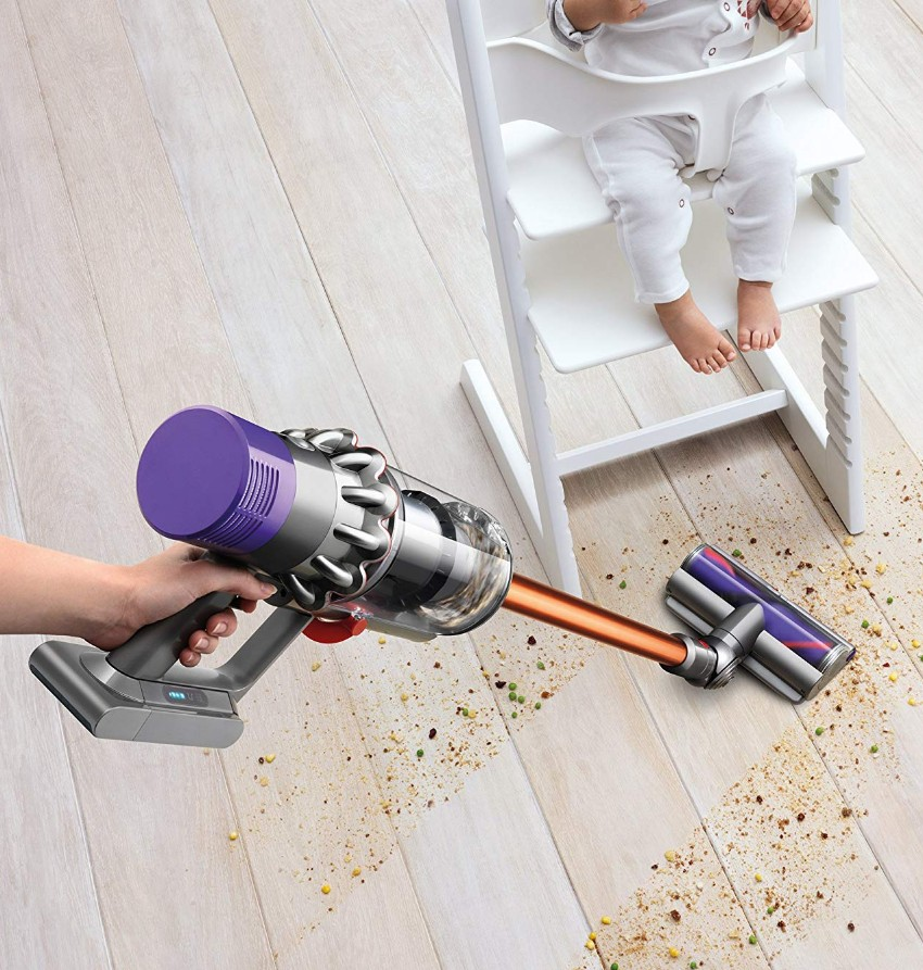 Dyson Cyclone V10 Cleaning