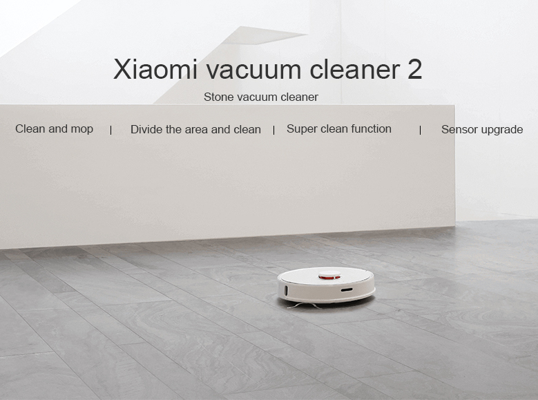 What's-new in the second gen robot vacuum from Xiaomi