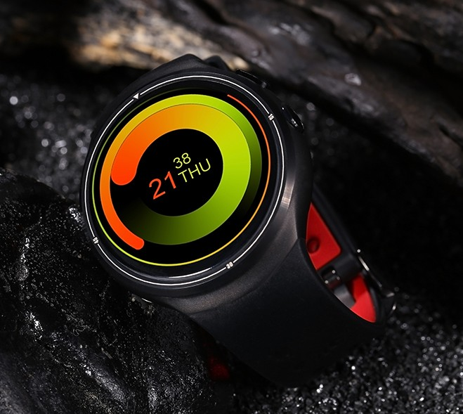 Zeblaze THOR budget smartwatch on the market